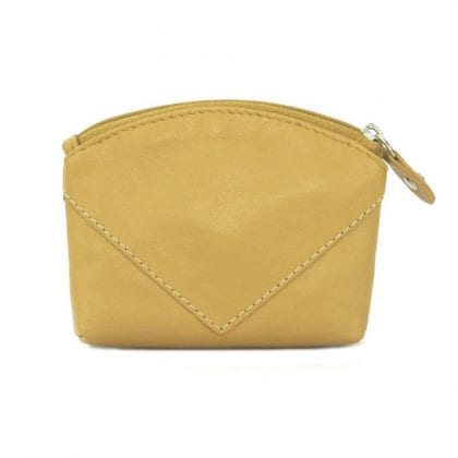 Ladies Genuine Leather Coin Purse-0