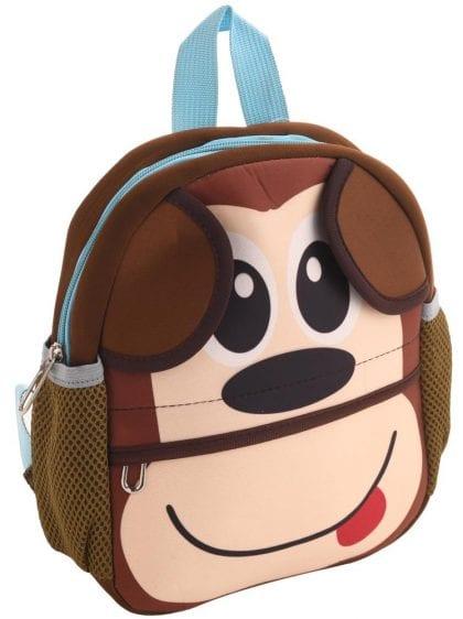 Children's Monkey Backpack-0