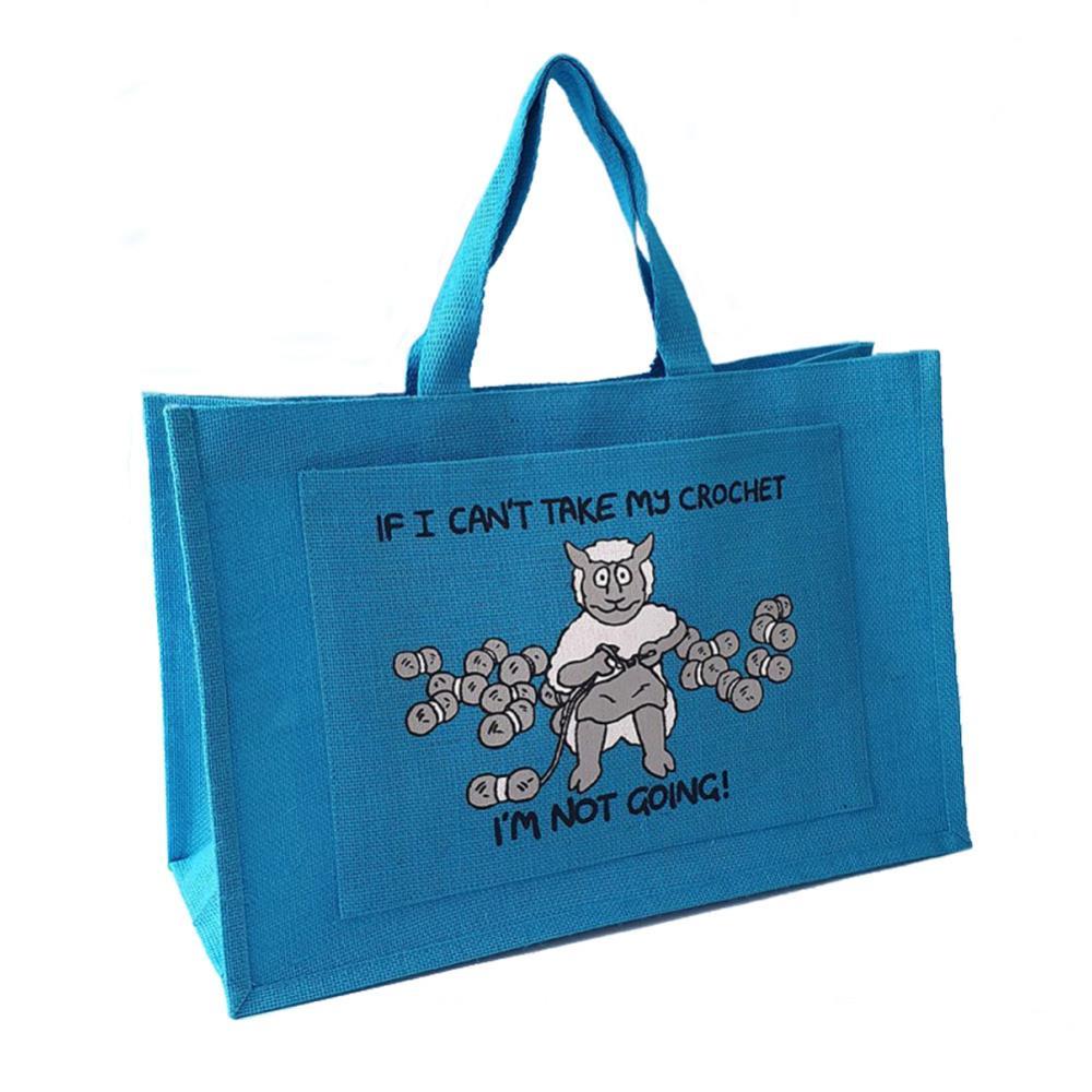 'Hooked on Crochet' Turquoise Gift Set-230236