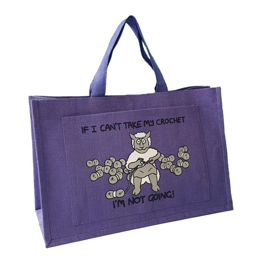 'Hooked on Crochet' Purple Gift Set-230244